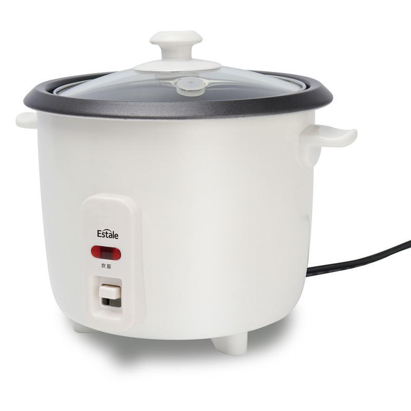 1.5合炊き炊飯器 ララクック コンパクト MEK-79 1.5合 少量炊き 一人用 高級 ひとり暮らし 炊飯器 一人暮らし 超安い 炊飯ジャー