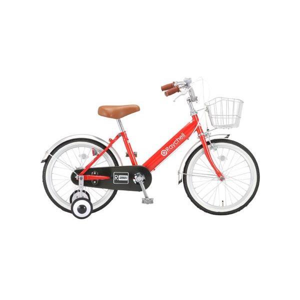 レイチェル RAYCHELL 幼児 自転車 KB-18R-VMDG ヴァーミリオン&Dグリーン