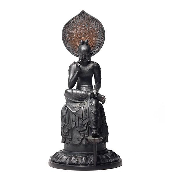 たなこころ TANACOCORO リアル仏像 掌菩薩半跏像 TC3501