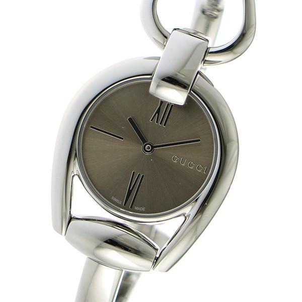 5d8eba4790 グッチ 腕時計 GUCCI ホースビット クオーツ レディース 腕時計 YA139501 ブラウン 腕時計 ファッション  :md-555462:リコメン堂