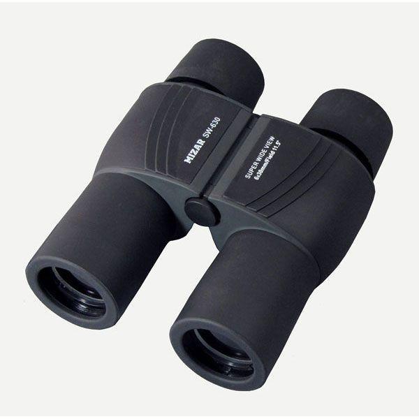 【MIZAR-TEC】ミザールテック 6倍30ミリ口径 コンパクトスーパーワイド双眼鏡SW-630 /10点入り 代引不可