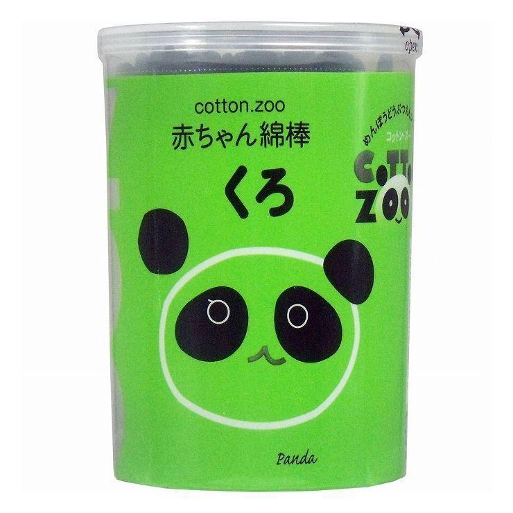 6個セット 平和メディク コットン 販売 Zoo赤ちゃん綿棒くろ160P 特別セール品