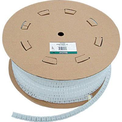 パンドウイット 電線保護材 パンラップ ナチュラル PW50F-T 梱包結束用品・結束バンド