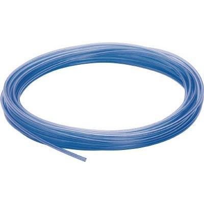 ピスコ ウレタンチューブ 透明青 10X6.5 100M UB1065-100-CB 流体継手・チューブ・エアチューブ・ホース