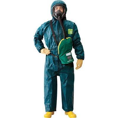 シゲマツ 使い捨て化学防護服 MC4000 XXL MC4000-XXL 保護具·保護服