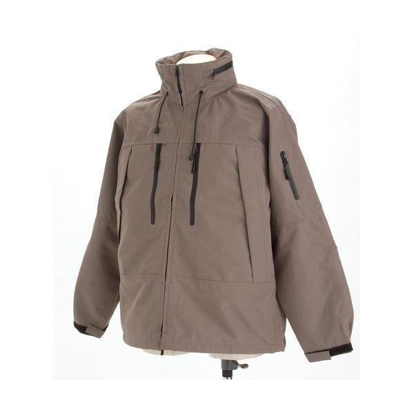 ECWC S PCUジャケット グレー XSサイズ