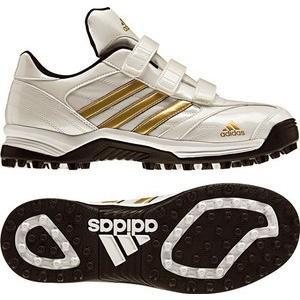 adidas(アディダス) g59357 アディピュア tr ランニングホワイト×メタリックゴールド×メタリックゴールド 26.0cm