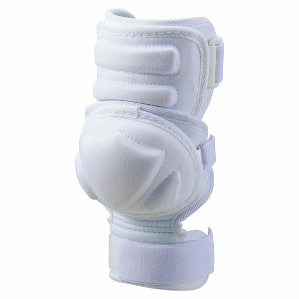 ZETT 打者用エルボーガード BLL33 ホワイト 1100
