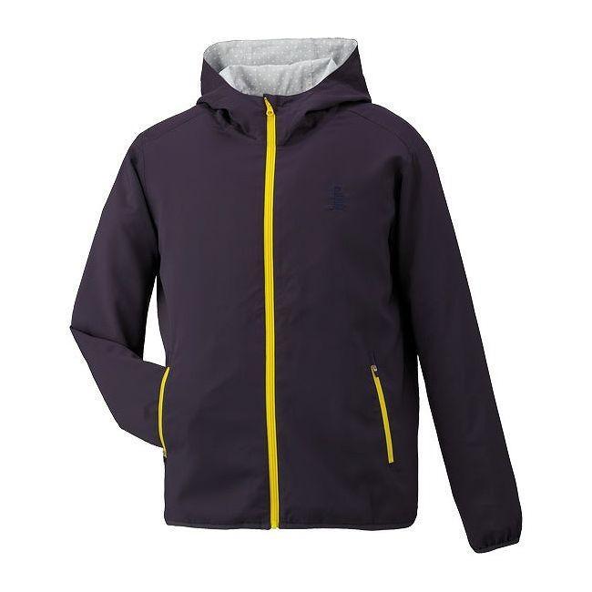 GOSEN ゴーセン リバーシブルジャケット UY1504 カラー パープルグレー サイズ L