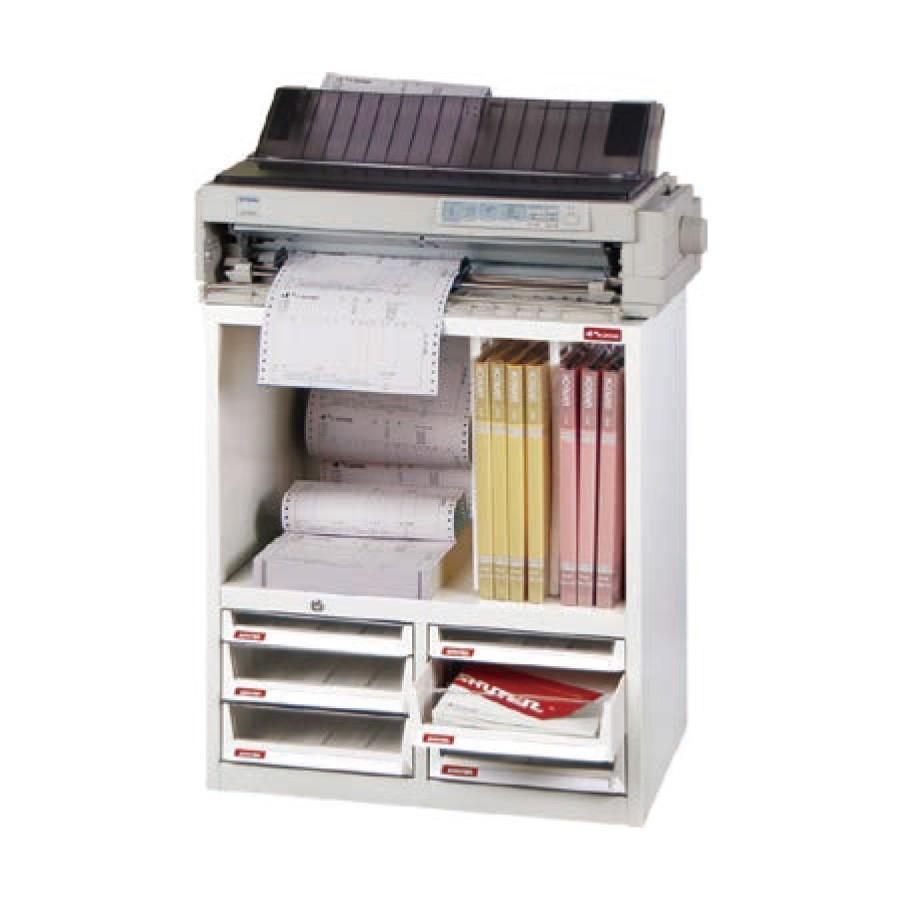 SHUTER シューター A4XM2-4H2P2V 書類棚 書類ケース オフィス 収納ボックス 引き出し  プリンター台 recoshop