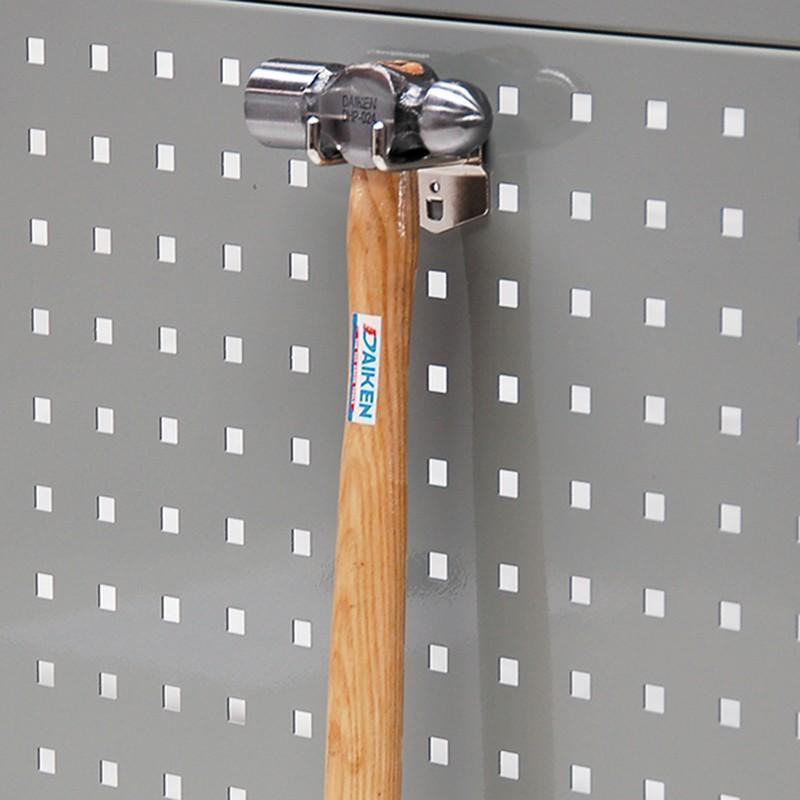 ダブルL字フック 金具 SHUTER 2個セット HK-2105  シューター|recoshop|02