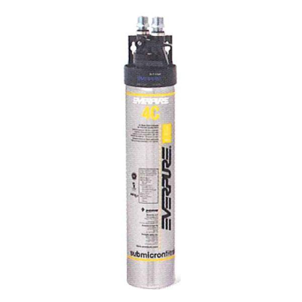 新品:エバーピュア 浄水器 シンク用 QL3-4C
