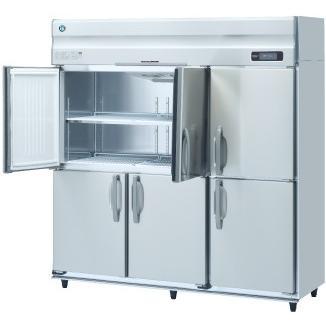 新品: ホシザキ 業務用冷凍冷蔵庫 幅1800×奥行650×高さ1910mm HF-180AT3-ML
