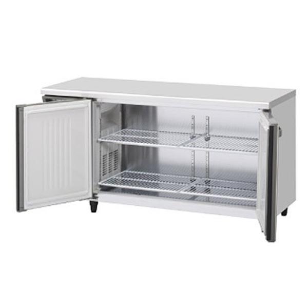 新品:ホシザキ インバーター制御 テーブル型冷凍庫 ワイドスルータイプ 幅1500×奥行600×高さ800(mm) FT-150SNG-ML