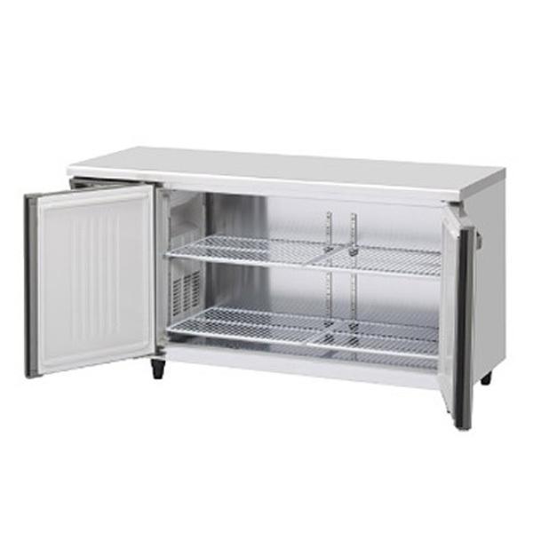 新品:ホシザキ インバーター制御 テーブル型冷凍庫 ワイドスルータイプ 幅1500×奥行750×高さ800(mm) FT-150SDG-ML