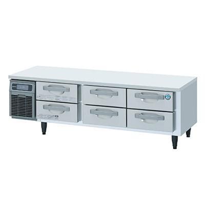 新品:ホシザキ テーブル形ドロワー冷蔵庫 1650×600×570 165DNCG(-R)