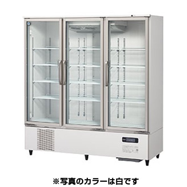 新品:ホシザキ 冷蔵ショーケース スイング扉タイプ USR-180ZT3