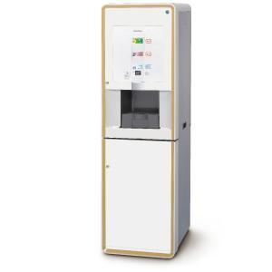 新品: ホシザキ ティーサーバー 幅450×奥行515×高さ1490(mm) ATE-250HA1-T1