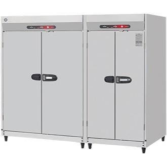 新品: ホシザキ 衛生管理機器 消毒保管庫 幅2200×奥行950×高さ1900(mm) HSB-50DB3