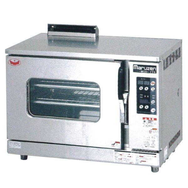 【メーカー保証+当店特別保証 合計2年保証付き!】新品:マルゼン 卓上型 ガス式ビックオーブン MCO-7TE