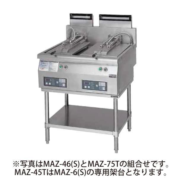 新品:マルゼン 電気自動餃子焼器 専用架台 MAZ-45T