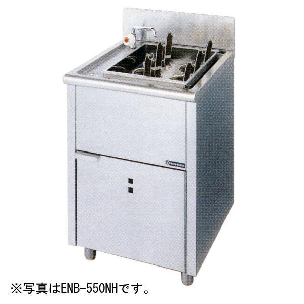 新品:ニチワ 電気ゆで麺器(ボイルタイプ) (テボ6つ) 550×600×800 ENB-550NH-H