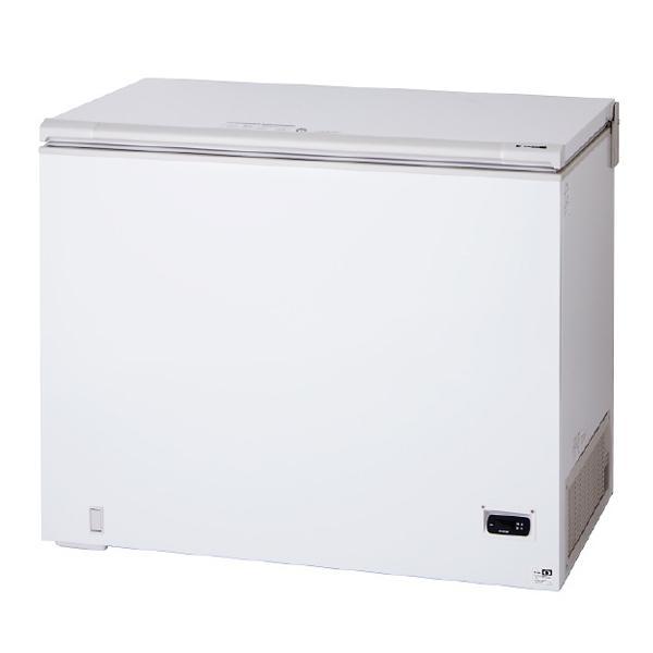 新品:サンデン 冷凍ストッカー(チェストフリーザー) -24℃〜-20℃ 310リットル SH-360XC