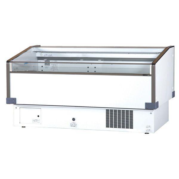 新品:サンデン 片面平型オープンショーケース 幅1800×奥行880×高さ912(天板部900)(mm) 250リットル PHO-R6GZ