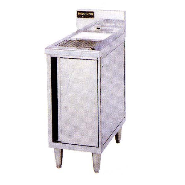 新品:サンエイ 麺水切機 ヌードルセッター 350×600×800 SNS-35