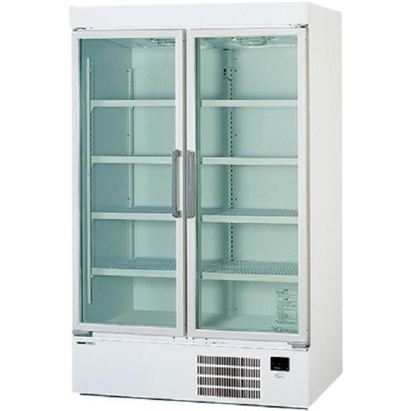 【感謝大特価】新品:パナソニック リーチイン冷蔵ショーケース(スイング扉タイプ) SRM-461NB