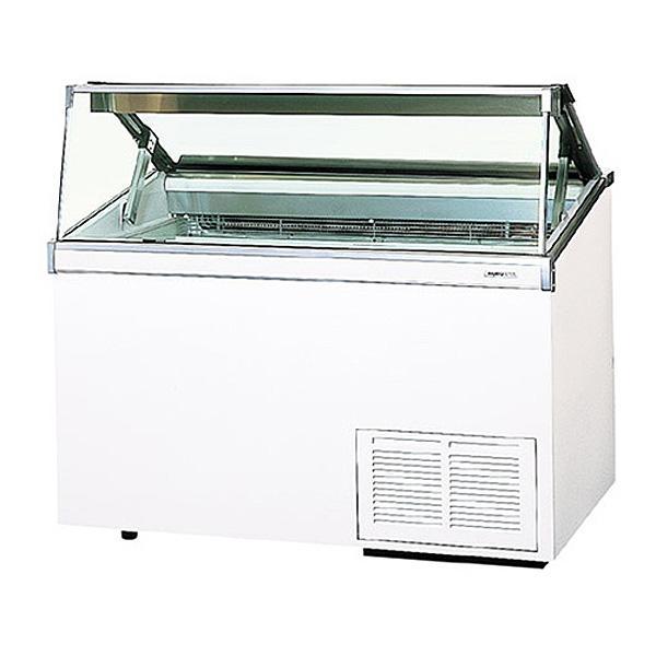 【感謝大特価】新品:パナソニック 冷凍ショーケース ディッピングケース(アイスクリームショーケース) SCR-VD14NA