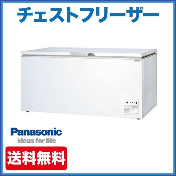 新品:冷凍庫:パナソニック チェストフリーザー SCR-R64