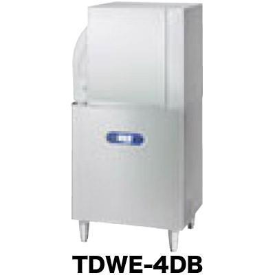 新品:タニコー 電気式小型ドアタイプ食器洗浄機(横開扉)ブースター内蔵 TDWE-4DB1(R・L)
