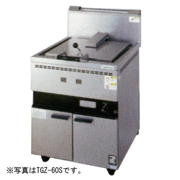 新品:タニコー ガス餃子グリラー タイマー・ブザー付 TGZ-40S(TB)