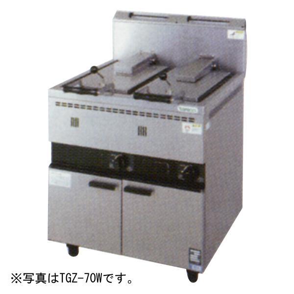 新品:タニコー ガス餃子グリラー タイマー・ブザー付 TGZ-90DW(TB)