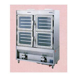 新品:タニコー ガス式蒸し器 TSB-132