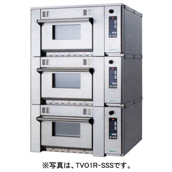 新品:タニコー ミニデッキオーブン TVO1R-NSS