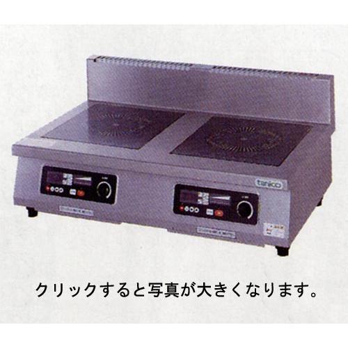 新品:タニコー IHコンロ(電磁調理器) 卓上式タイプ TIH-33N