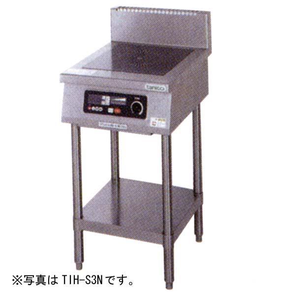 新品:タニコー IHコンロ スタンドタイプ 450×600×800 TIH−S5N