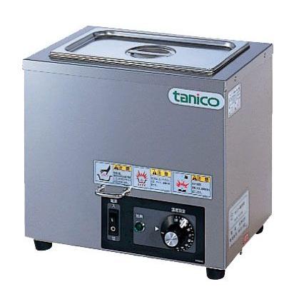 新品:タニコー 電気式ウォーマー 縦置タイプ ホテルパン1/4×1個 幅320×奥行210×高さ280(mm) N-TCW-3221E
