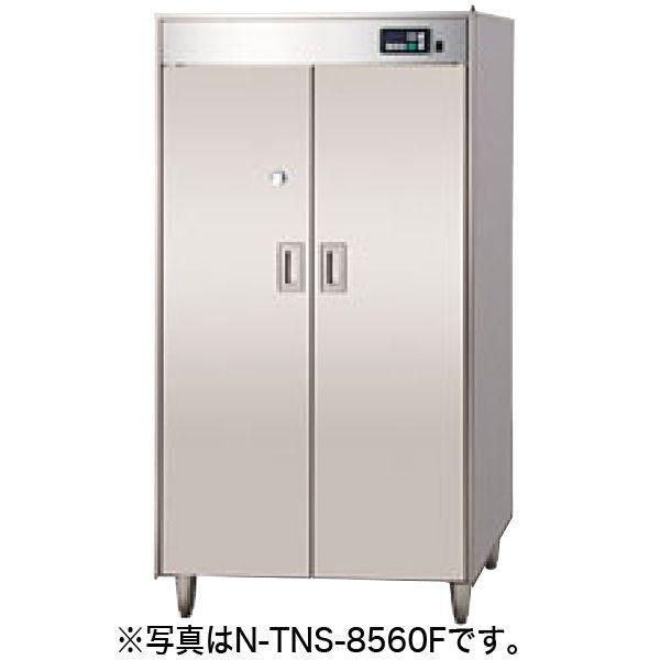 新品:タニコー 包丁まな板殺菌庫(乾燥機付タイプ) 幅850×奥行600×高さ1530(mm) N-TNS-8560HEF