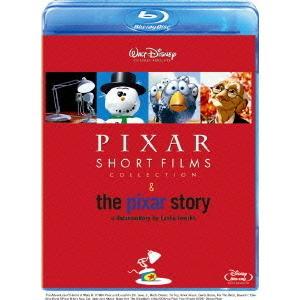 プレゼント用ギフトバッグラッピング付 新品 ピクサー・ショート・フィルム&ピクサー・ストーリー 完全保存版 Blu-ray 4959241711717 PR|red-monkey