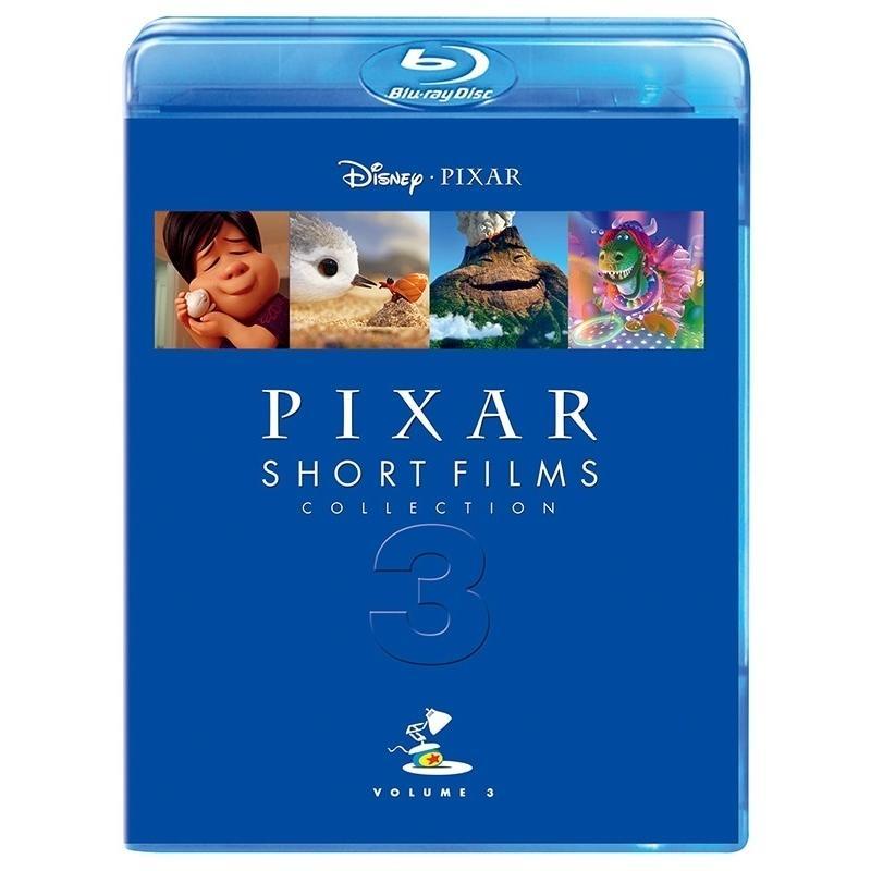 プレゼント用ギフトバッグラッピング付 新品 送料無料 ピクサー・ショート・フィルム Vol.3 Blu-ray ブルーレイ DISNEY ディズニー 4959241772817 PR|red-monkey