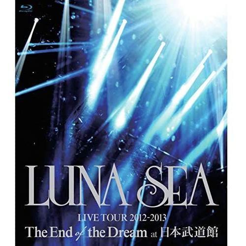 激安超特価 廃盤 Blu-ray LUNA SEA LIVE TOUR 2012‐2013 The End of at ルナシー Dream PR the ブルーレイ 期間限定盤 河村隆一 国内即発送 日本武道館