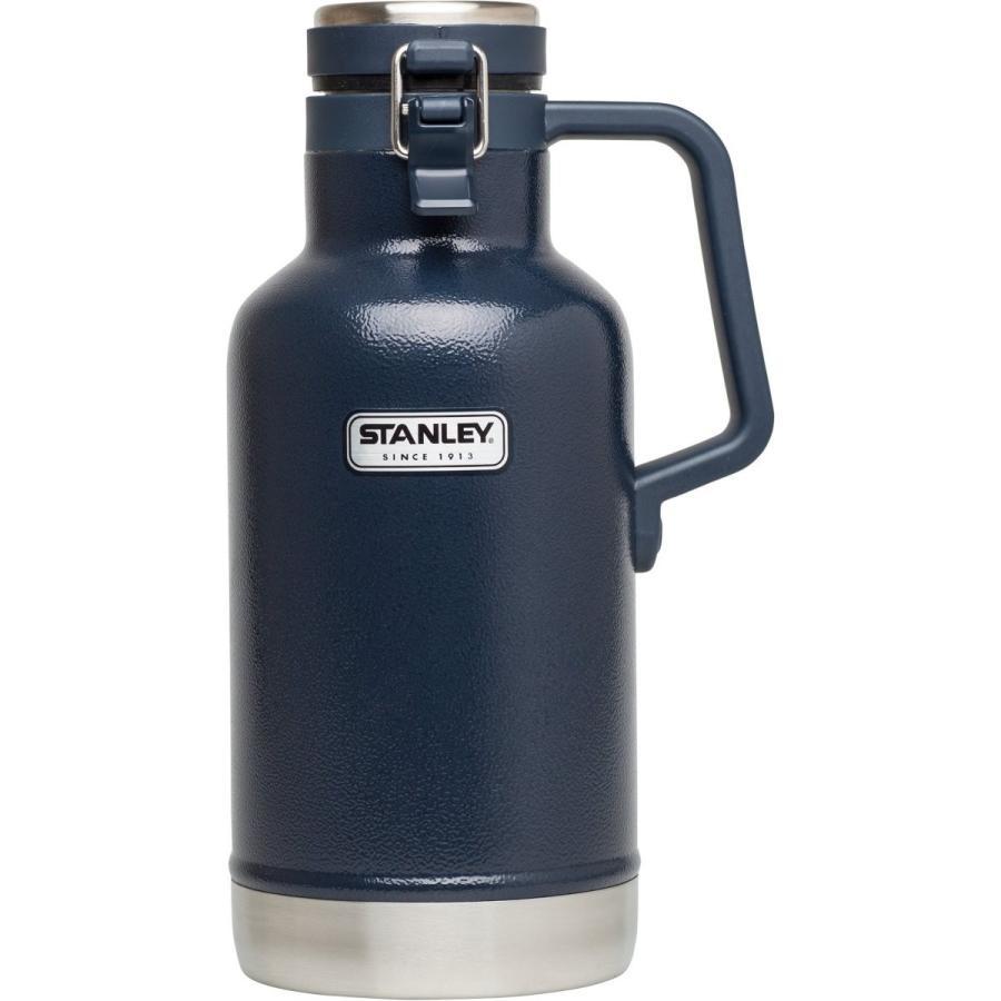 激安の STANLEY(スタンレー) ネイビー 1.89L 真空断熱ボトル グロウラー グロウラー 1.89L ネイビー, ファッションデザイナー:b928f4ea --- persianlanguageservices.com