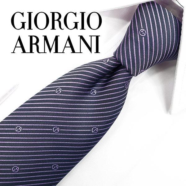 アルマーニ ネクタイ 超激安 グレー ピンク GA8 メンズ セール ビジネス メイルオーダー レギュラータイ プレゼント オシャレ 高級
