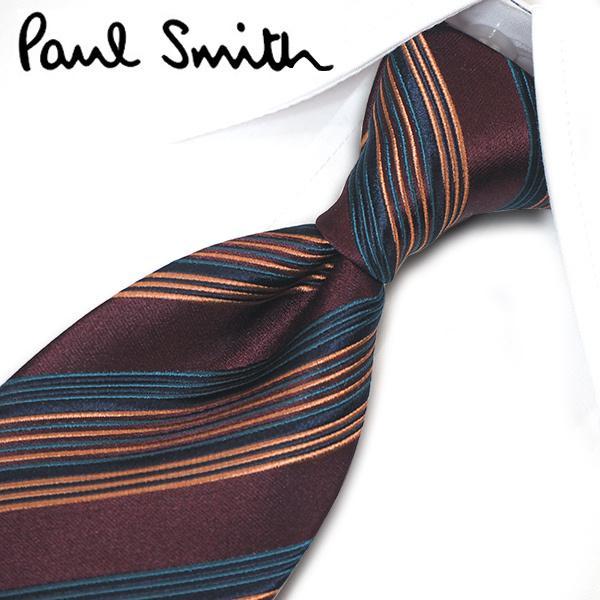 ネクタイ ブランド ポールスミス PS104 メンズ ビジネス 高級セール オシャレ 買い取り 卸直営 レギュラータイ プレゼント