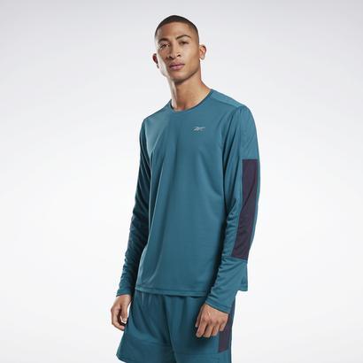 セール価格 返品可 リーボック公式 長袖Tシャツ Reebok ランニング Tシャツ 激安通販専門店 エッセンシャルズ Essentials Tee 開店記念セール Running