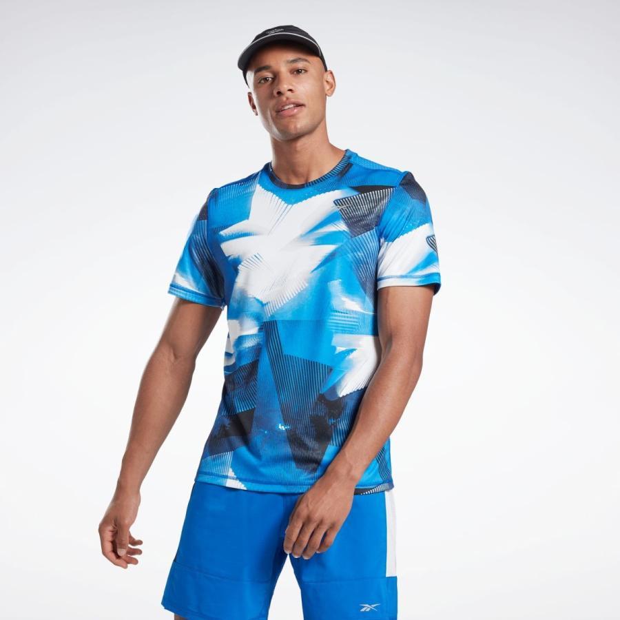 セール価格 日本最大級の品揃え 返品可 リーボック公式 半袖Tシャツ Reebok ランニング エッセンシャルズ 日本産 Essentials Tee Running Tシャツ