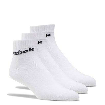 セール価格 返品可 リーボック公式 ソックス 年間定番 Reebok アクティブ コア アンクル Pairs Core Socks キャンペーンもお見逃しなく Active 3足組 Ankle 3